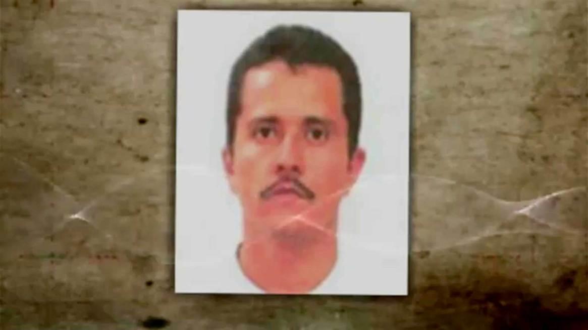 """Nemesio Oseguera Cervantes, alias """"El Mencho"""" (Foto: Archivo)"""
