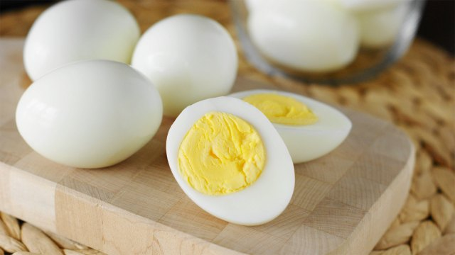 La proteína del huevo es la que mejor aprovecha el organismo