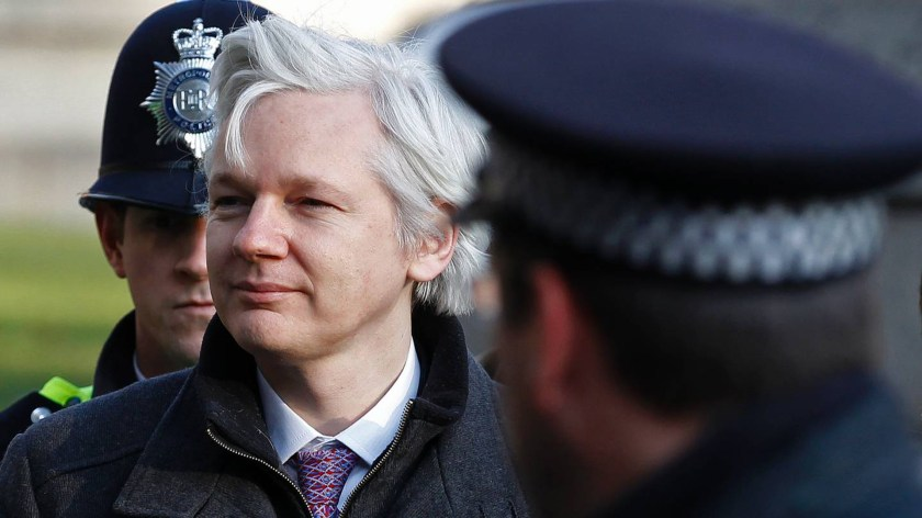 Julian Assange (Archivo Reuters)