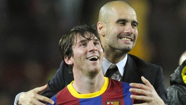 El Barcelona de Guardiola es el mejor equipo de fútbol de todos los tiempos (AFP)