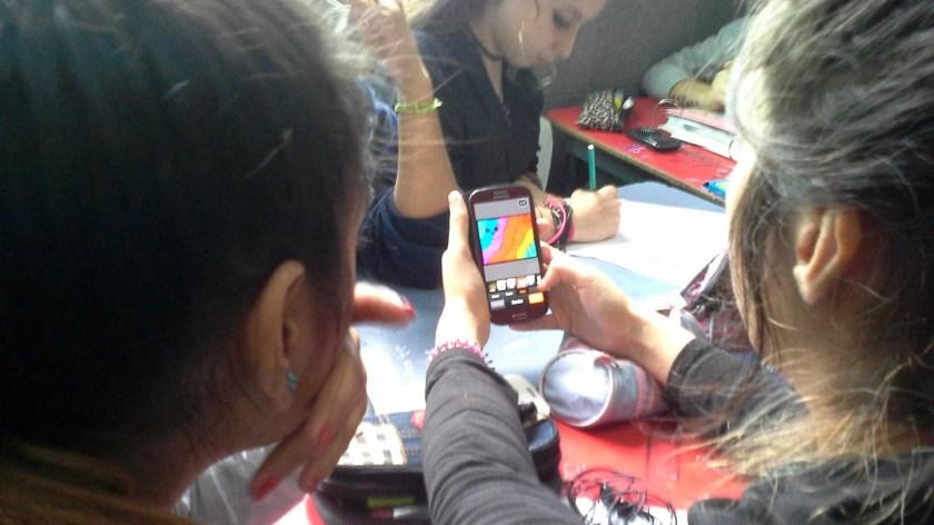 Los chicos podrán usar teléfonos, tablets y netbooks con fines pedagógicos