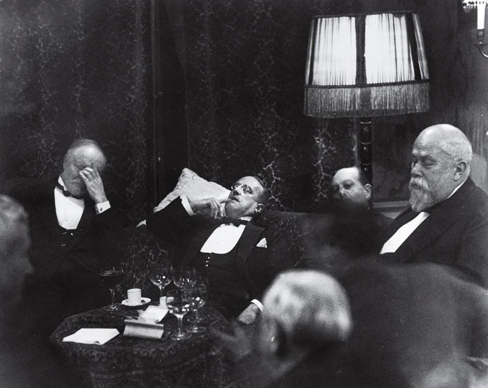 """""""La Haya"""" (Erich Salomon, Países Bajos, 1930)"""