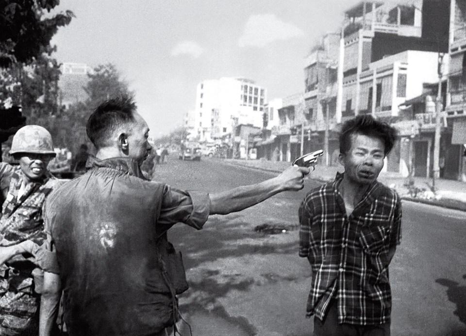 """""""Ejecución de Saigón"""" (Eddie Adams, Vietman, 1968)"""