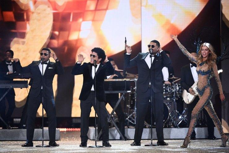 El show de Bruno Mars