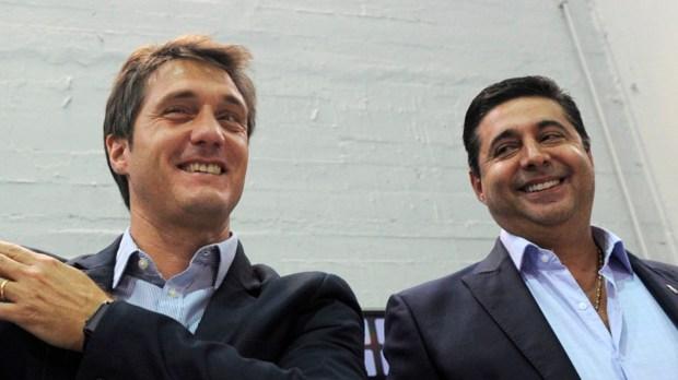 Daniel Angelici y Guillermo Barros Schelotto comenzaron a diagramar el plantel para el próximo semestre