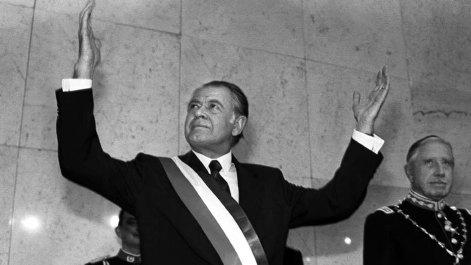 El ex presidente chileno Patricio Aylwin murió el 19 de abril