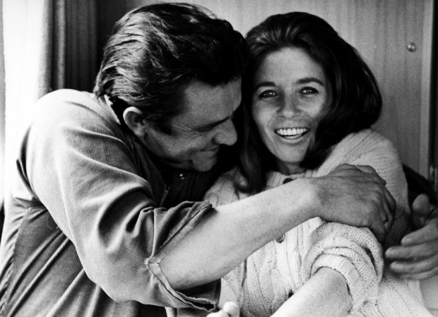 Johnny y June Cash