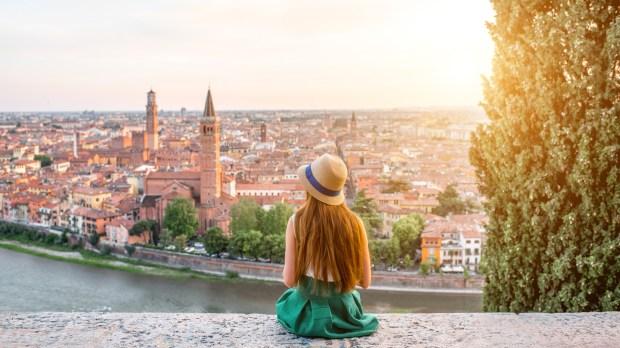 """""""Wanderlust"""", una palabra de origen alemán que define a la pasión por viajar (istock)"""