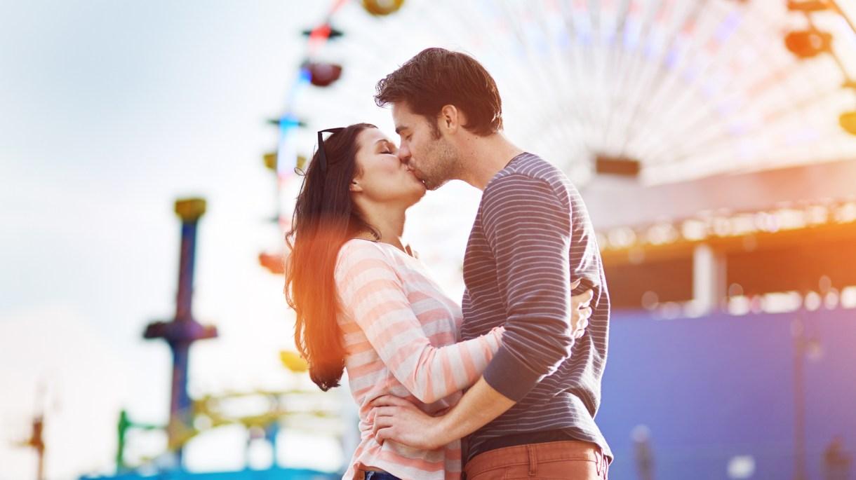 Los besos pueden traer beneficios a la salud (Foto: istock)