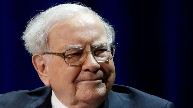 Warren Buffett (Reuters)