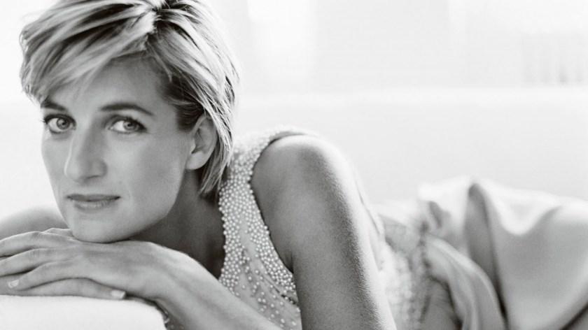 El icónico retrato de Lady Di by Mario Testino