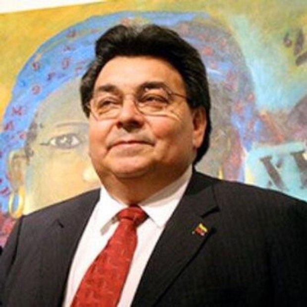 El juez Calixto Ortega