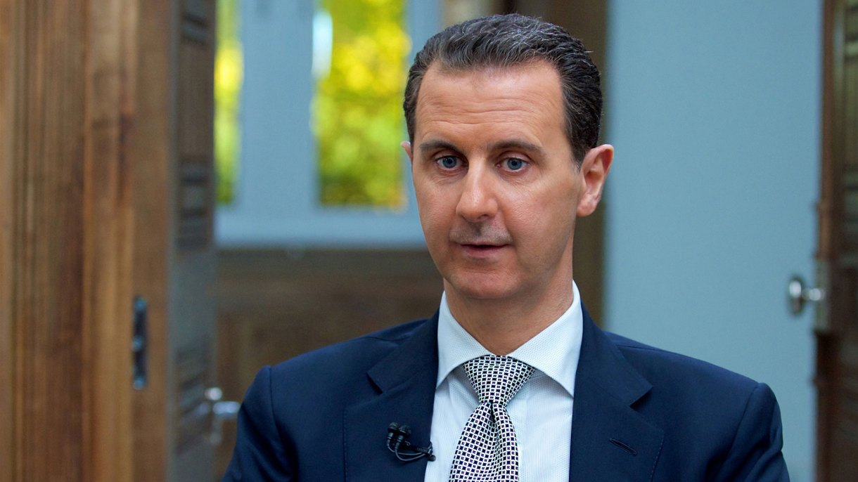 El dictador sirio Bashar Al Assad (AFP)