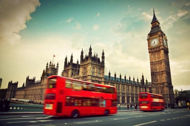 Big Ben (Londres, Reino Unido)