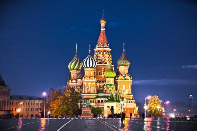 Plaza Roja (Moscú, Rusia)