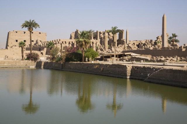 Templo de Lúxor (Egipto)