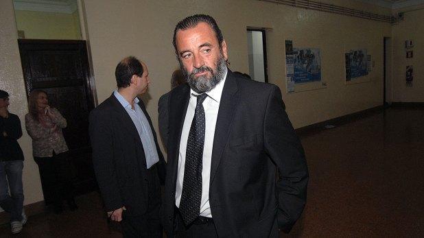 José Campagnoli, fiscal de Núñez-Saavedra. (Nicolás Stulberg)