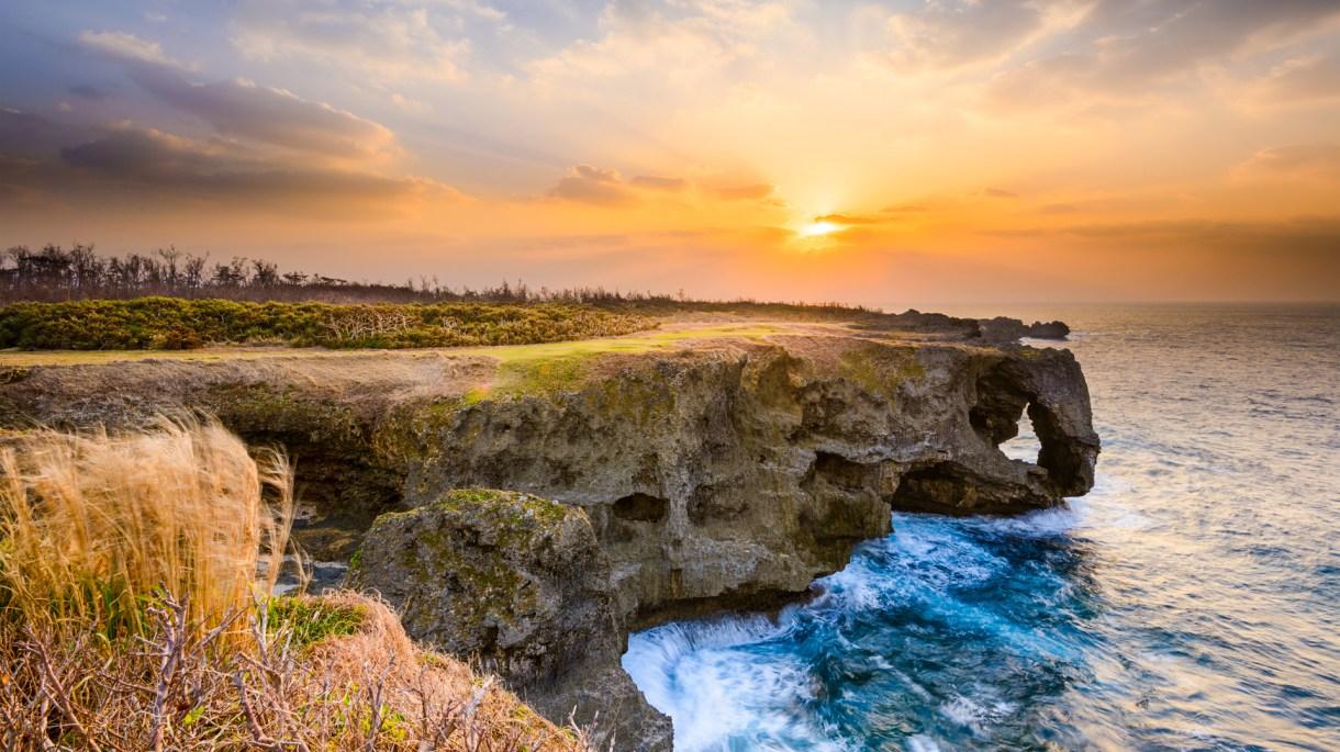 Okinawa es una de las regiones con mayor cantidad de ciudadanos que tienen más de 100 años (iStock)