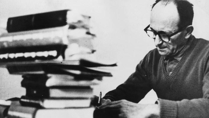 Adolf Eichmann se hacía llamar Ricardo Klement