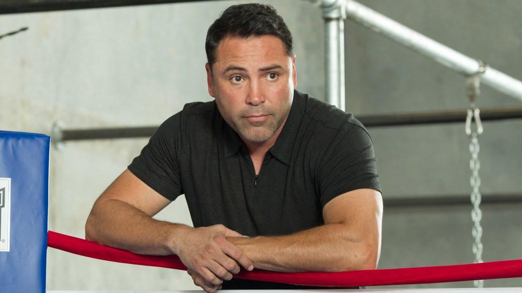 Óscar de la Hoya tiene 45 años y tiene además nacionalidad mexicana (Getty)