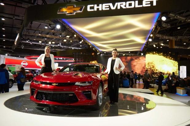 Chevrolet sería una de las marcas de automóviles afectadas por la medida. (GM)