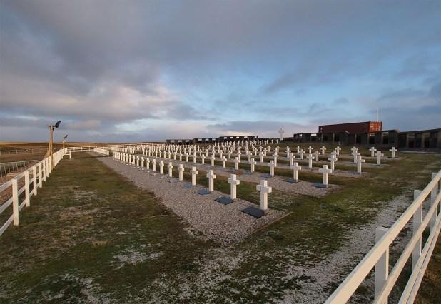 El cementerio de Darwin (Gentileza icrcnewsroom)