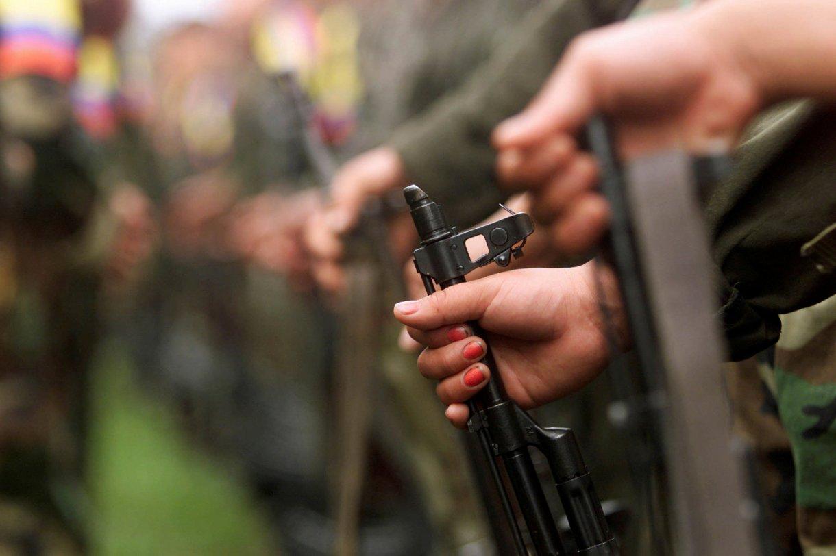 Las FARC controlaban la frontera entre Colombia y Ecuador (Foto: Reuters/Jose Miguel Gomez/File Photo)