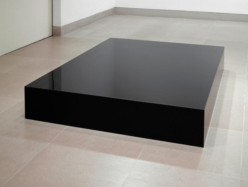 """Nobuo Sekine, """"Phase of Nothingness – Water"""" (1969)"""