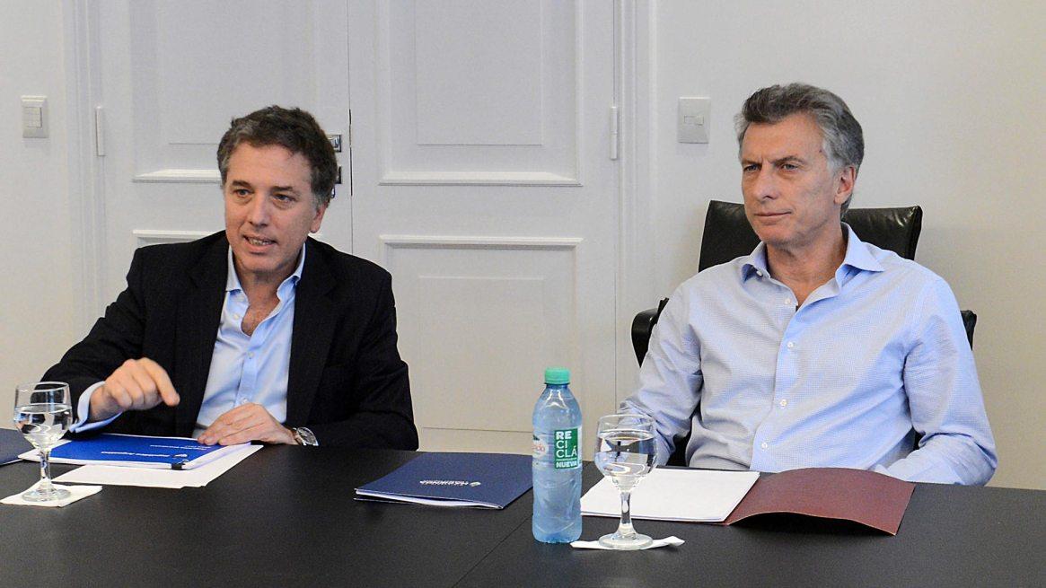 Macri se reunió hoy con Dujovne, pero fue una encuentro de coordinación habitual, dijeron en Hacienda