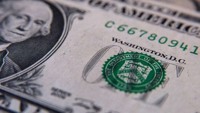 Hoy el dólar cerró a $32,06(Adrián Escandar)