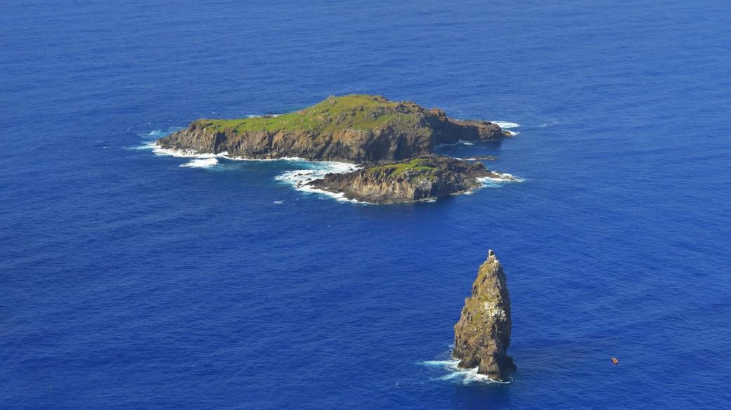 Está ubicada a unos 3.700 km del continente chileno, en medio del Pacífico (iStock)