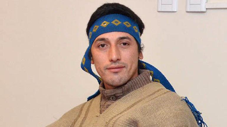 Facundo Jones Huala, el referente mapuche detenido en Chubut y cuya extradición reclama Chile