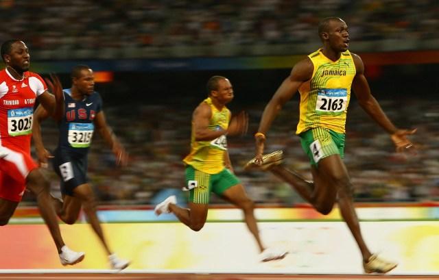 En los Juegos de Beijing, Usain Bolt empezó a escribir su leyenda en el deporte(Getty Images)