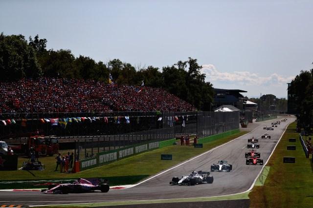 El inglés Lewis Hamilton (Mercedes) tomó el liderato del Mundial de Fórmula Uno tras ganar este domingo el Gran Premio de Italia