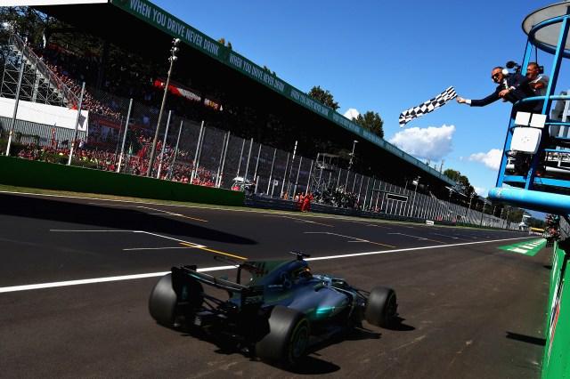 el sábado había batido el récord histórico de 'poles' en F1 que desde hacía una semana lo igualaba al alemán Michael Schumacher