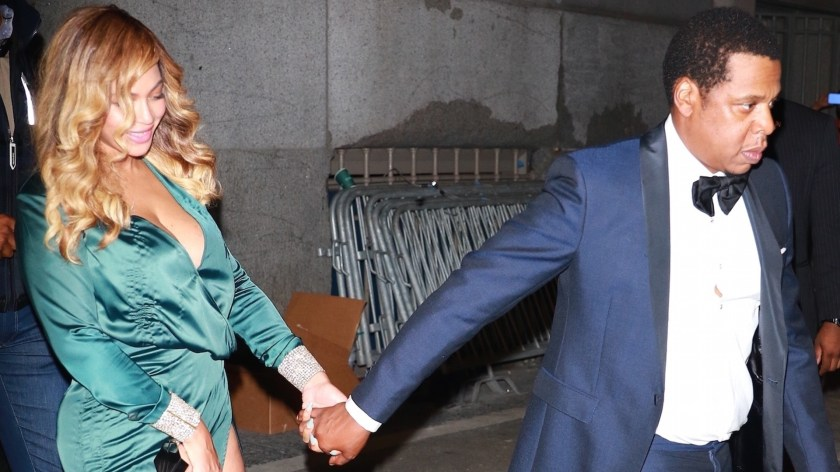 Beyoncé remarcó el gran apoyo que recibió de su esposo, el rapero Jay Z, durante su embarazo (Grosby)