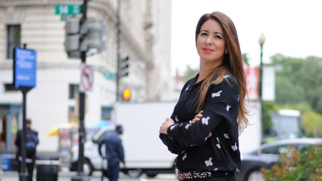 Alejandra Luzardo, co-fundadora de Demand Solutions, Líder y Estratega de Innovación, Economías Creativas y Emprendimiento del Banco Interamericano de Desarrollo (BID)