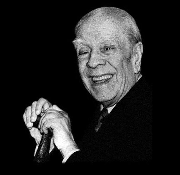 Jorge Luis Borges (Getty)