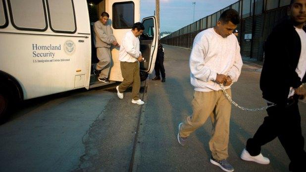 Indocumentados en California (Foto: Archivo)