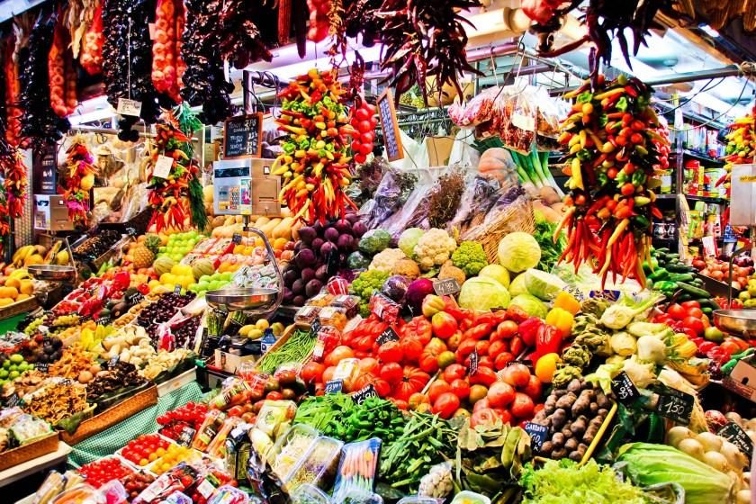 En el Borough Market también se venden quesos artesanales y pan fresco (Getty images)