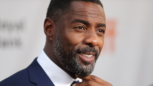 Idris Elba sería el primer James Bond negro (Getty Images)