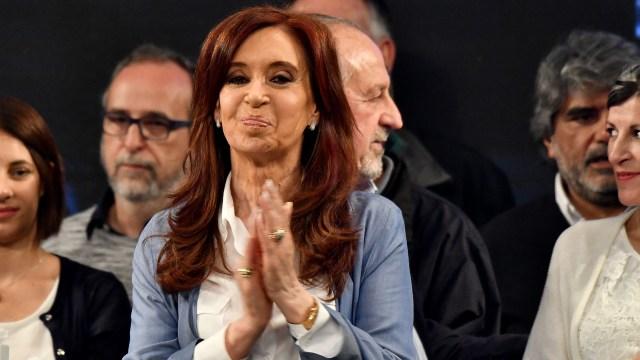 Cristina Kirchner (Amilcar Orfali)