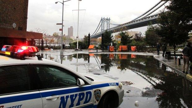 Nueva York ha gastado millones de dólares en emergencias por desastres naturales