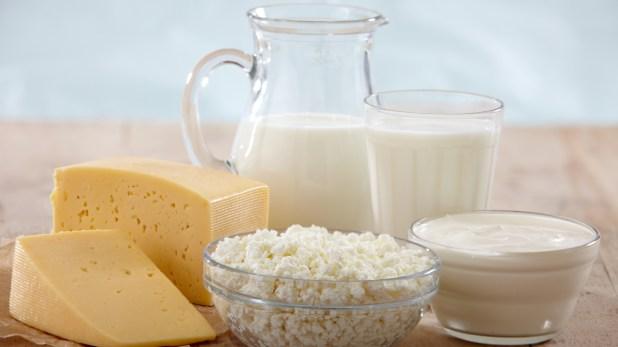 Los lácteos son una de las claves del nuevo acuerdo (Getty)