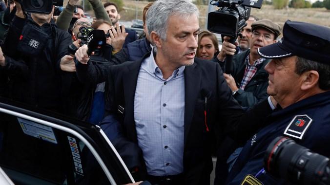 La Fiscalía española acusa a Mourinho de no haber declarado USD 1,8 millones (AFP)