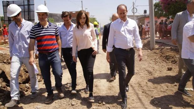 El intendente de Lomas de Zamora compartió esta semana un almuerzo con María Eugenia Vidal