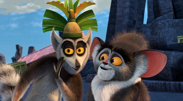 """La serie se fundaen varios años del desarrollo de la película """"Madagascar""""."""