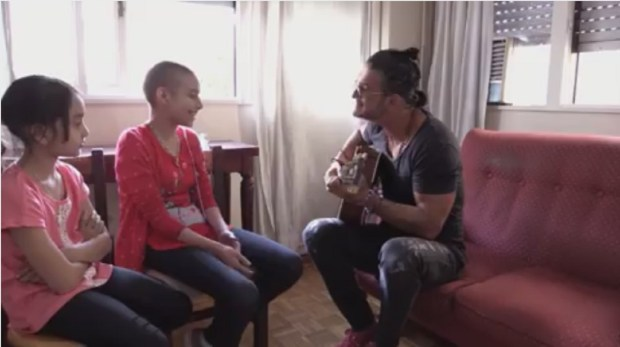 """Verónica Luque y Ricardo Arjona cantaron juntos """"Nada es como tú"""""""
