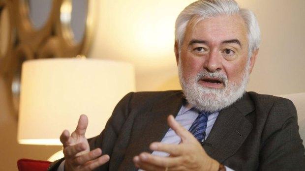 Darío Villanueva, director de la Real Academia Española (EFE)