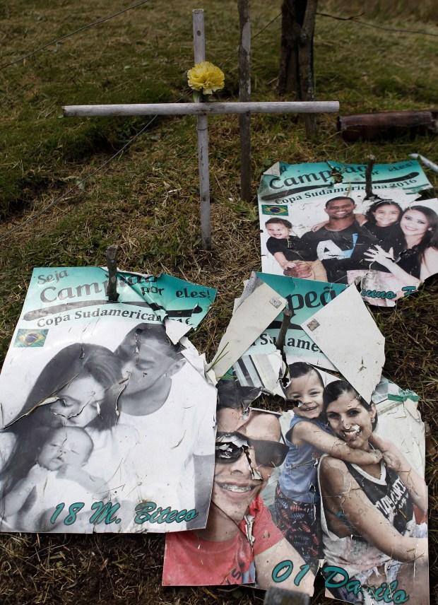 Imágenes de las víctimas (EFE)